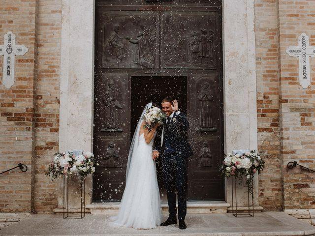 Il matrimonio di Roman e Sara a Grottammare, Ascoli Piceno 38