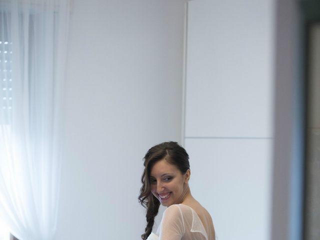 Il matrimonio di Nicole e Federico a Vezzano Ligure, La Spezia 3