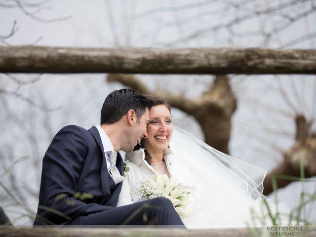 Il matrimonio di Nicole e Federico a Vezzano Ligure, La Spezia 1