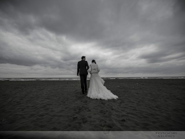 Il matrimonio di Nicole e Federico a Vezzano Ligure, La Spezia 7