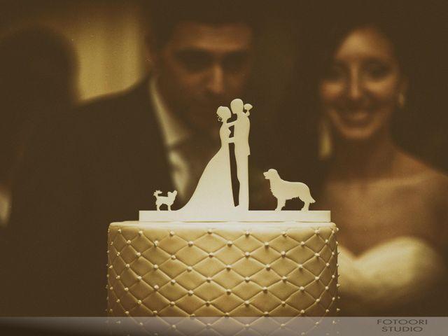 Le nozze di Federico e Nicole