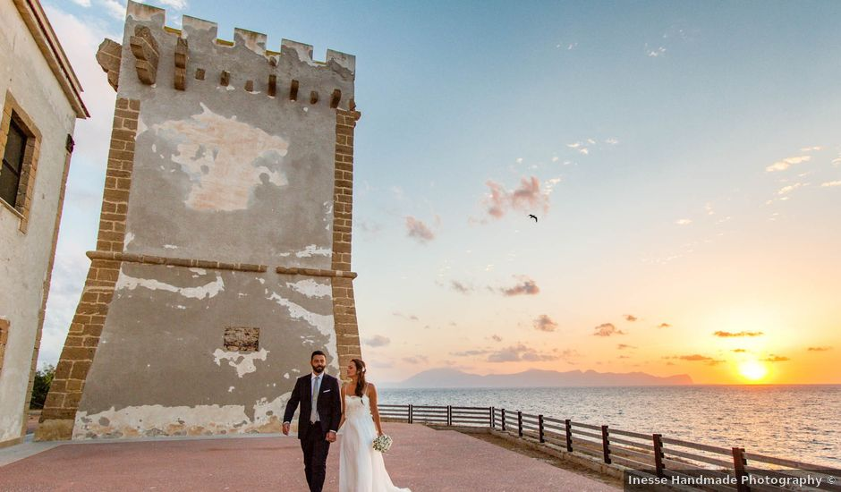 Il matrimonio di Carola e Andrea a Cinisi, Palermo