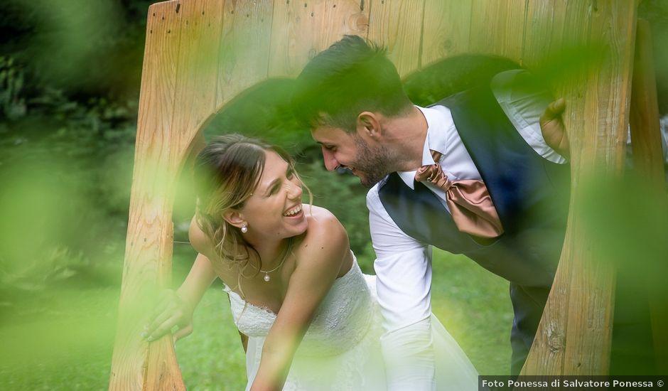 Il matrimonio di Andrea e Alice a Molteno, Lecco