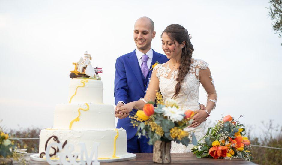 Il matrimonio di Giulio e Maria Grazia a Sant'Ilario d'Enza, Reggio Emilia