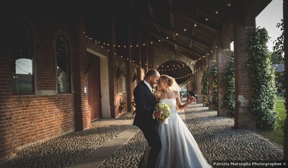 Il matrimonio di Marco e Serena a Langosco, Pavia