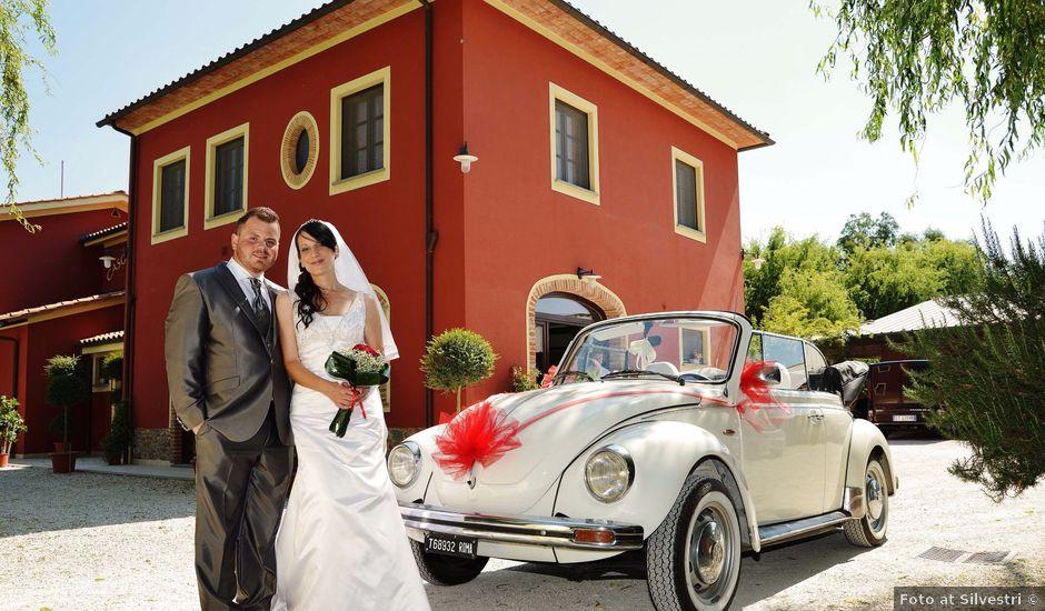 Il matrimonio di Geremia e Valentina a Montecarlo, Lucca