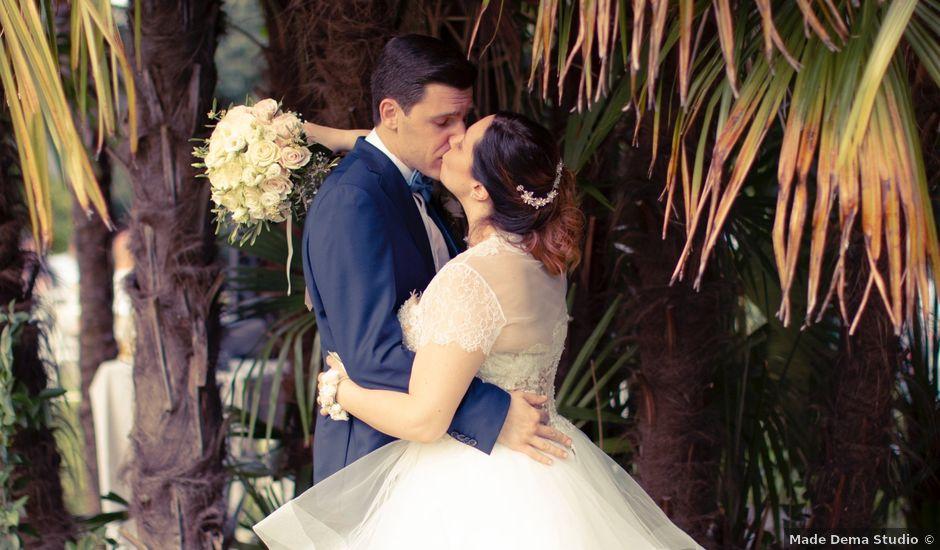 Il matrimonio di Daniele e Valentina a Erba, Como