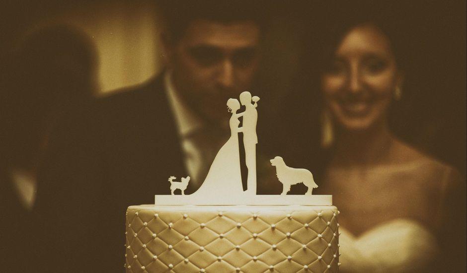Il matrimonio di Nicole e Federico a Vezzano Ligure, La Spezia