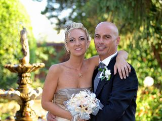 Le nozze di Ilaria e Massimiliano