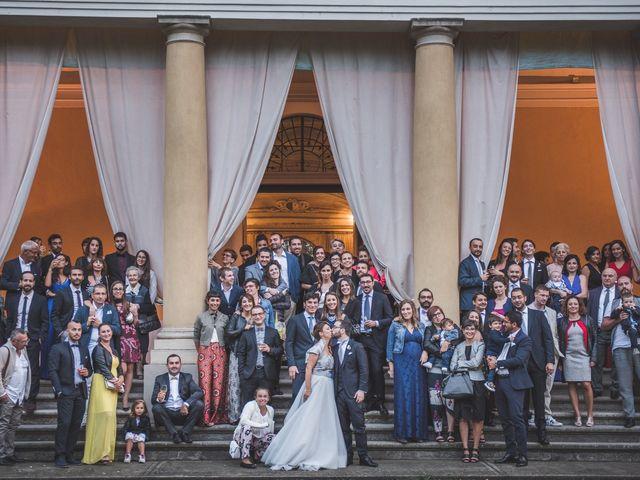 Il matrimonio di Gabriele e Eleonora a Bologna, Bologna 45