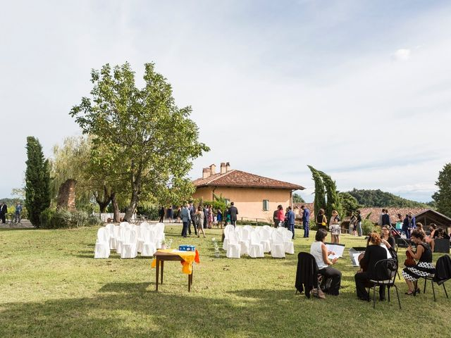 Il matrimonio di Stefano e Marta a Verrua Savoia, Torino 3