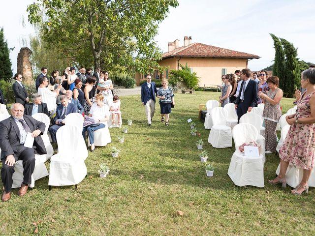 Il matrimonio di Stefano e Marta a Verrua Savoia, Torino 5