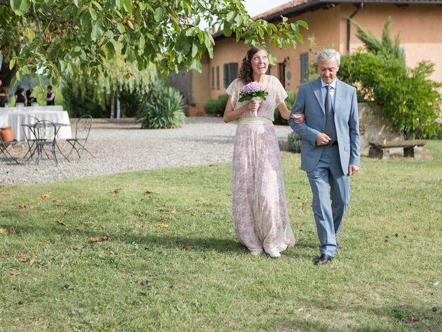 Il matrimonio di Stefano e Marta a Verrua Savoia, Torino 6