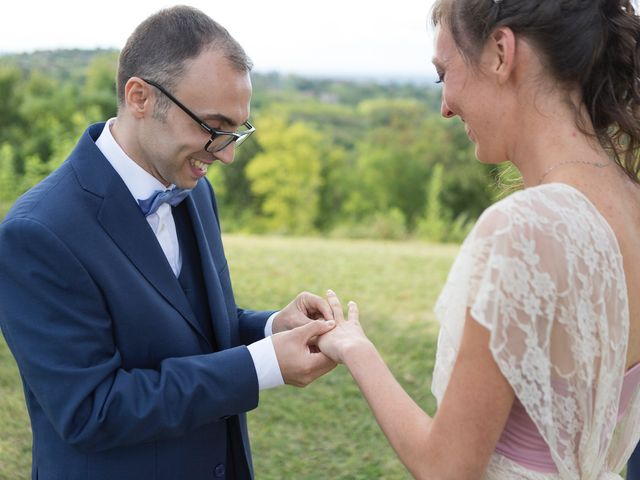 Il matrimonio di Stefano e Marta a Verrua Savoia, Torino 11