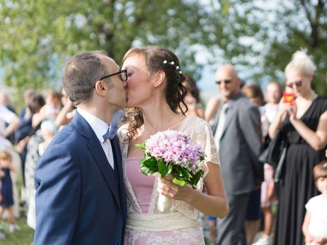 Il matrimonio di Stefano e Marta a Verrua Savoia, Torino 12