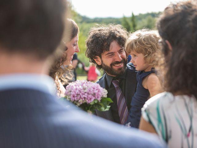 Il matrimonio di Stefano e Marta a Verrua Savoia, Torino 13