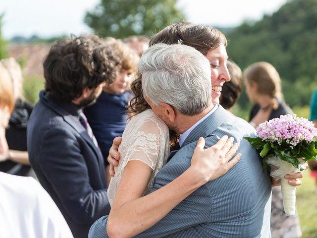 Il matrimonio di Stefano e Marta a Verrua Savoia, Torino 14