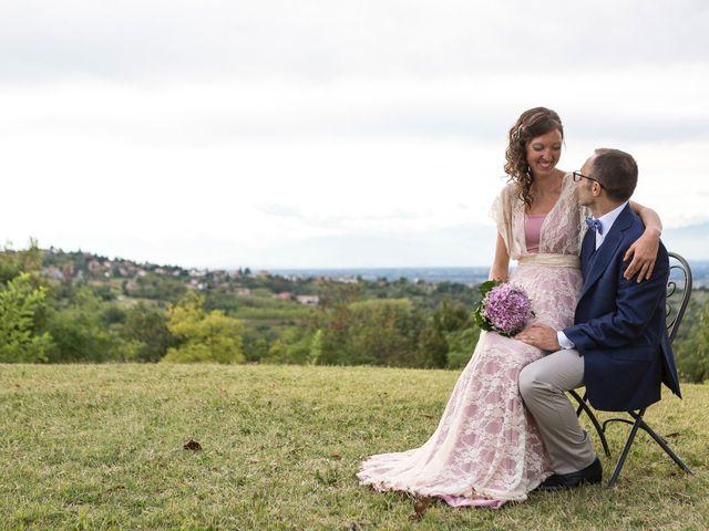 Il matrimonio di Stefano e Marta a Verrua Savoia, Torino 15