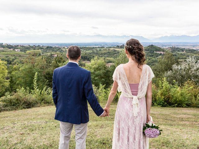 Il matrimonio di Stefano e Marta a Verrua Savoia, Torino 16