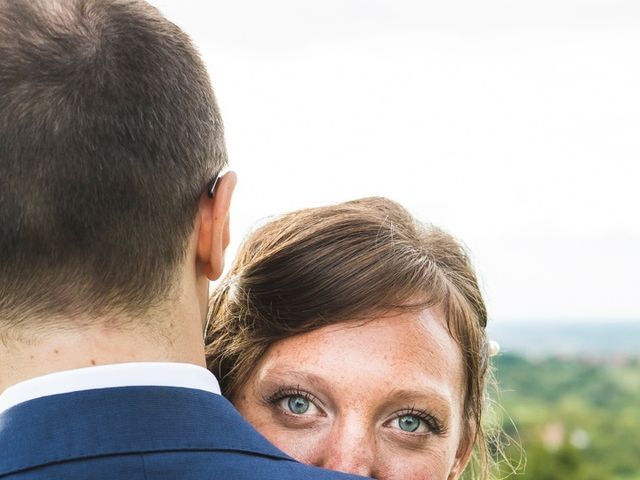 Il matrimonio di Stefano e Marta a Verrua Savoia, Torino 17