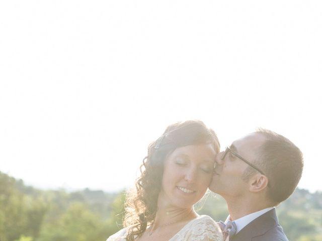 Il matrimonio di Stefano e Marta a Verrua Savoia, Torino 2