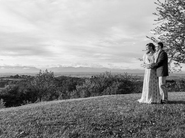 Il matrimonio di Stefano e Marta a Verrua Savoia, Torino 19
