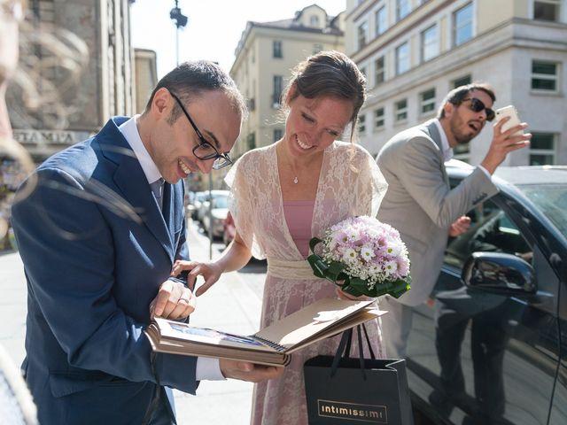 Il matrimonio di Stefano e Marta a Verrua Savoia, Torino 27