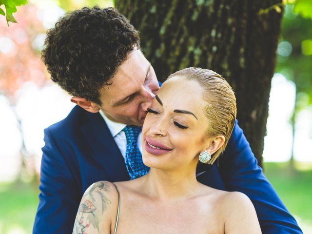 Il matrimonio di Fabio e Tatiana a Trivignano Udinese, Udine 4