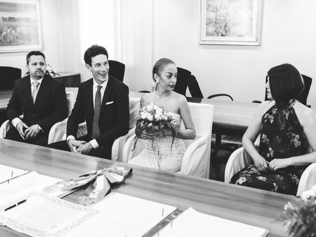 Il matrimonio di Fabio e Tatiana a Trivignano Udinese, Udine 23