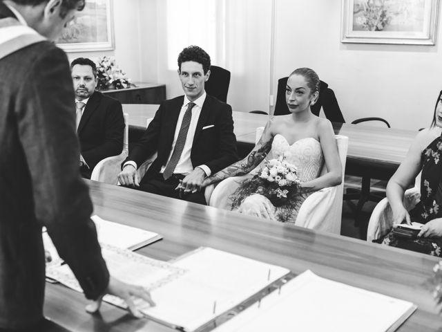 Il matrimonio di Fabio e Tatiana a Trivignano Udinese, Udine 25