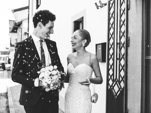 Il matrimonio di Fabio e Tatiana a Trivignano Udinese, Udine 31