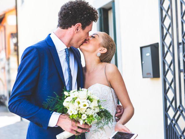 Il matrimonio di Fabio e Tatiana a Trivignano Udinese, Udine 34