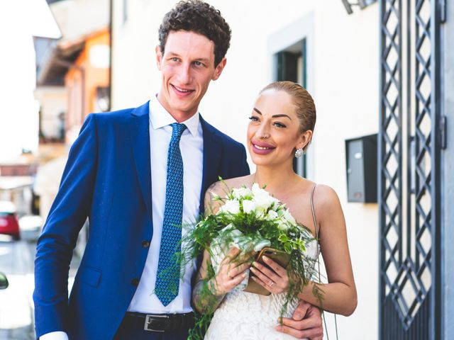 Il matrimonio di Fabio e Tatiana a Trivignano Udinese, Udine 35