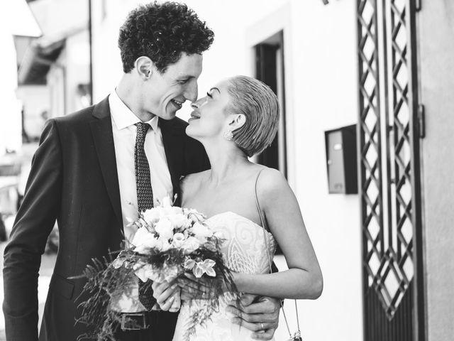 Il matrimonio di Fabio e Tatiana a Trivignano Udinese, Udine 37