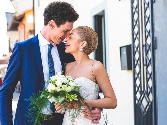 Il matrimonio di Fabio e Tatiana a Trivignano Udinese, Udine 39
