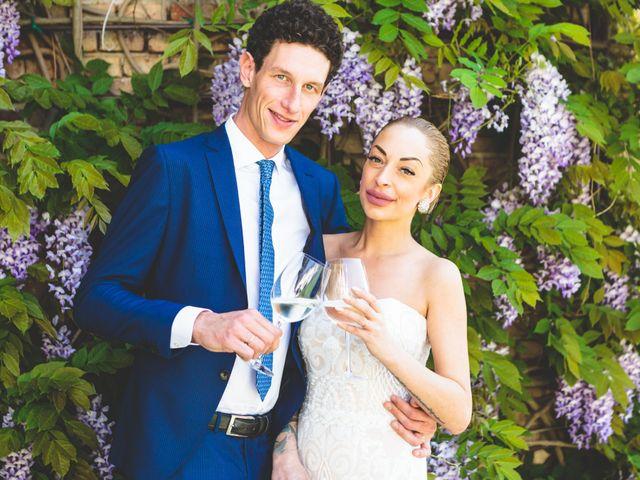 Il matrimonio di Fabio e Tatiana a Trivignano Udinese, Udine 42