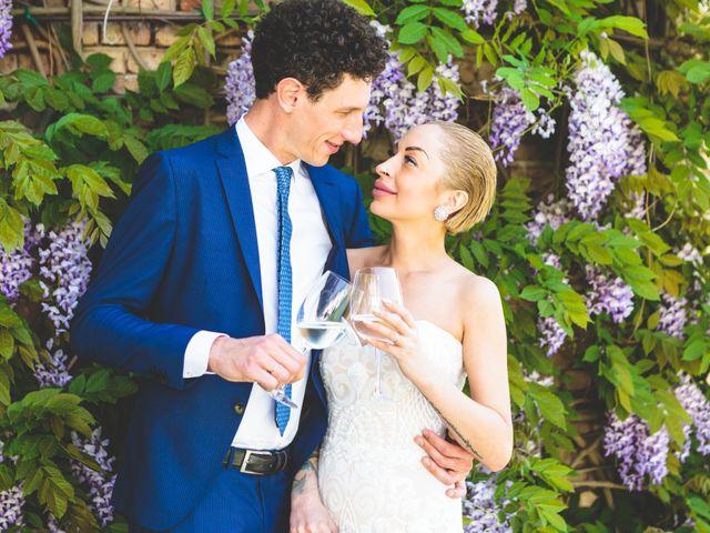 Il matrimonio di Fabio e Tatiana a Trivignano Udinese, Udine 43