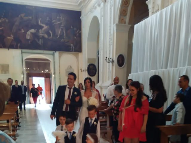 Il matrimonio di Fabio e Mary a Gallipoli, Lecce 11