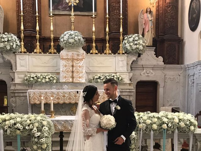 Il matrimonio di Fabio e Mary a Gallipoli, Lecce 13