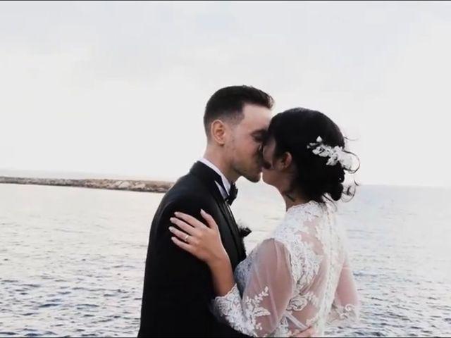 Il matrimonio di Fabio e Mary a Gallipoli, Lecce 2