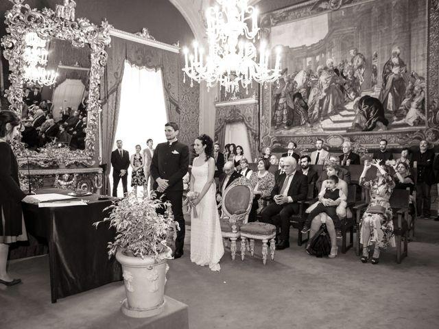 Il matrimonio di Simone e Chiara a Figline Valdarno, Firenze 7