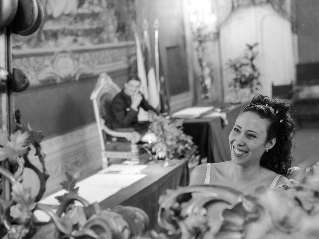 Il matrimonio di Simone e Chiara a Figline Valdarno, Firenze 11