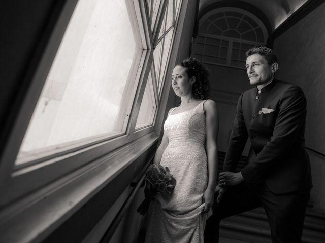 Il matrimonio di Simone e Chiara a Figline Valdarno, Firenze 12