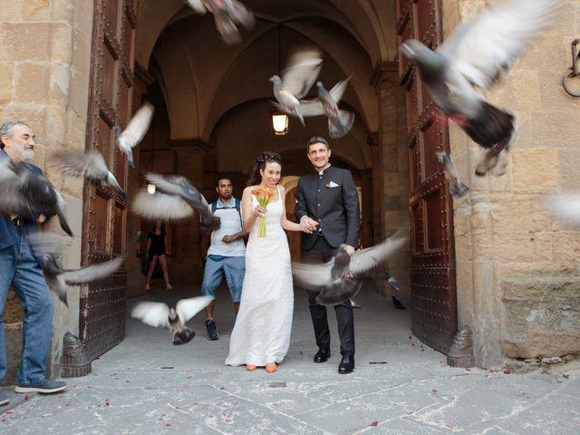 Il matrimonio di Simone e Chiara a Figline Valdarno, Firenze 1
