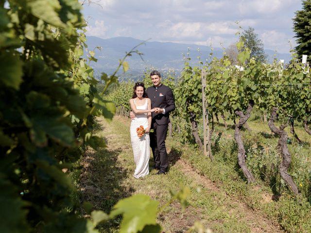 Il matrimonio di Simone e Chiara a Figline Valdarno, Firenze 16