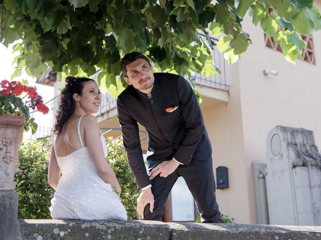 Il matrimonio di Simone e Chiara a Figline Valdarno, Firenze 17