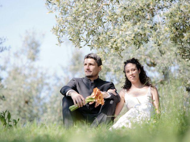 Il matrimonio di Simone e Chiara a Figline Valdarno, Firenze 18