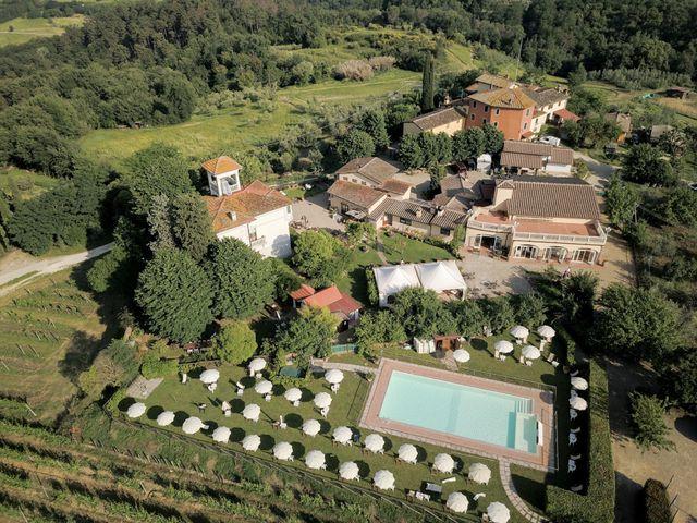 Il matrimonio di Simone e Chiara a Figline Valdarno, Firenze 19