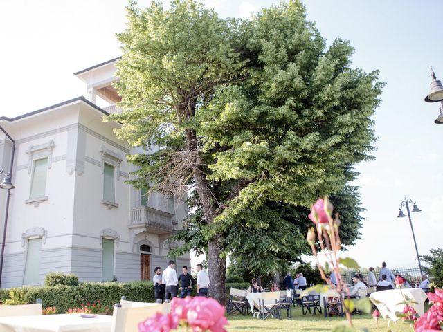 Il matrimonio di Simone e Chiara a Figline Valdarno, Firenze 20