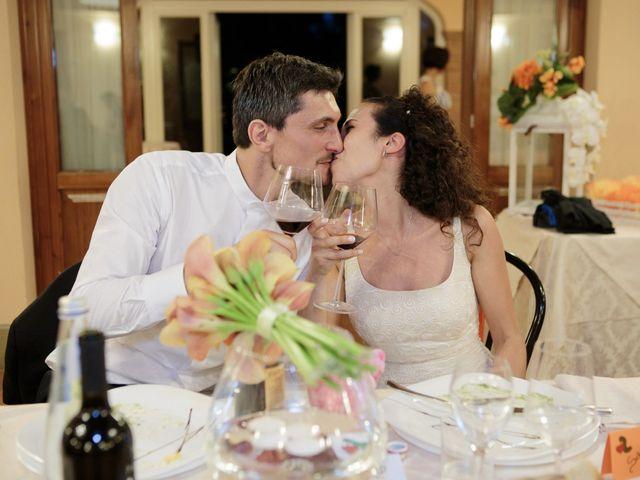 Il matrimonio di Simone e Chiara a Figline Valdarno, Firenze 24